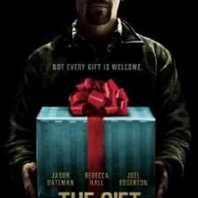 The Gift is listed (or ranked) 10 on the list The Best New Thriller Movies of the Last Few Years