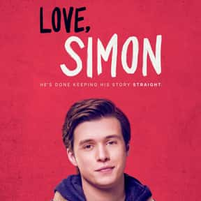 Love, Simon is listed (or ranked) 1 on the list The Best PG-13 LGBTQ+ Movies