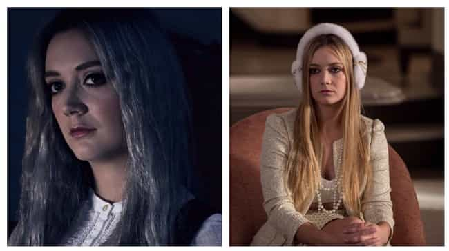 Billie Lourd is listed (or ranked) 2 on the list Where You've Seen the American Horror Story Actors Before
