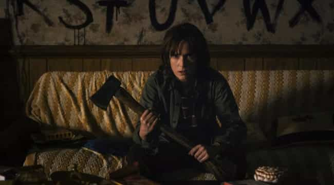 Joyce Byers is listed (or ranked) 1 on the list Which Stranger Things Character Are You According To Your Zodiac?