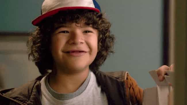 Dustin Henderson is listed (or ranked) 3 on the list Which Stranger Things Character Are You According To Your Zodiac?