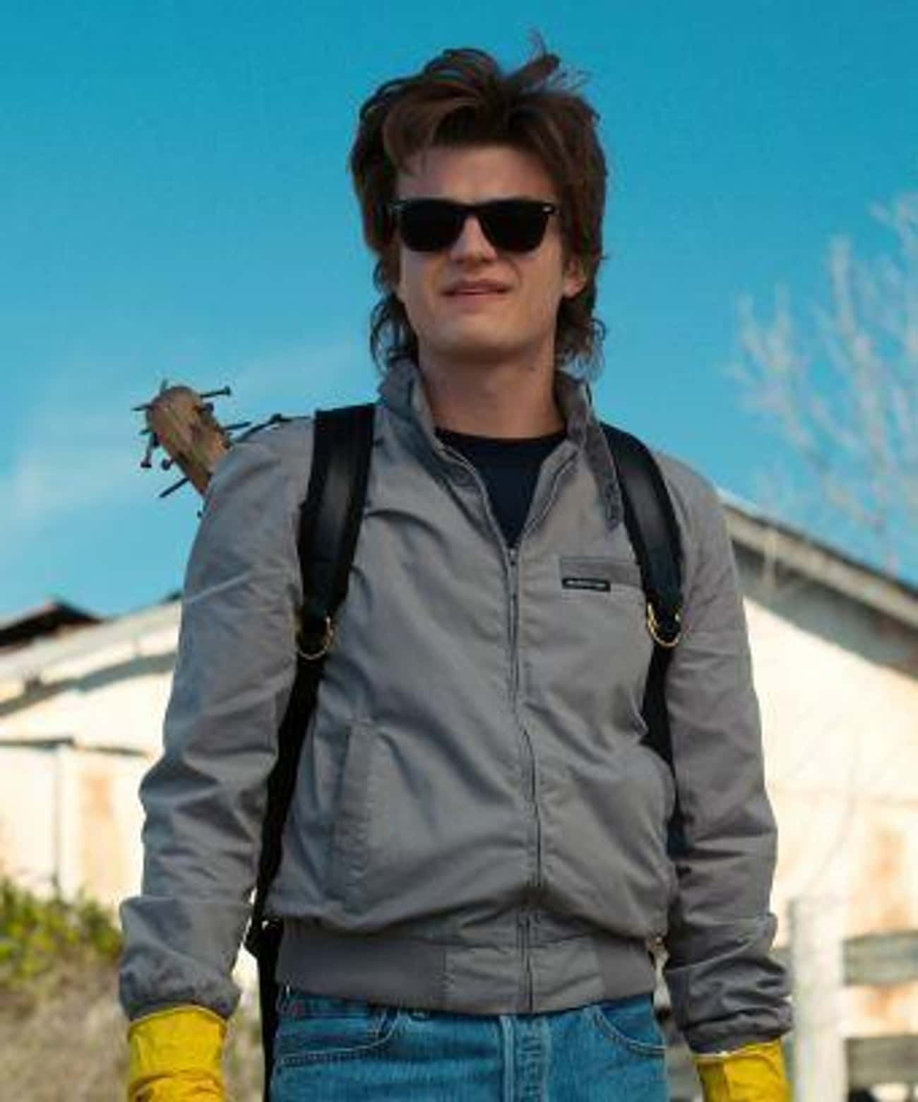 Steve Harrington is listed (or ranked) 1 on the list The Most Memorable Ex-Boyfriends In TV History