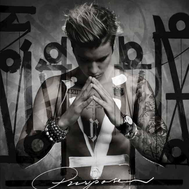 Purpose is listed (or ranked) 1 on the list The Best Justin Bieber Albums of All Time