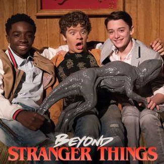 Beyond Stranger Things is listed (or ranked) 2 on the list The Best Netflix Original Variety & Talk Shows