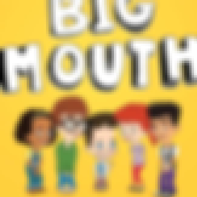 Big Mouth is listed (or ranked) 3 on the list The Best Adult Animated Shows On Netflix