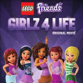 Lego Friends: The Power of Fri is listed (or ranked) 7 on the list The Best Netflix Original Kids Shows