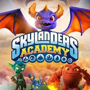 Skylanders Academy is listed (or ranked) 22 on the list The Best Netflix Original Kids Shows