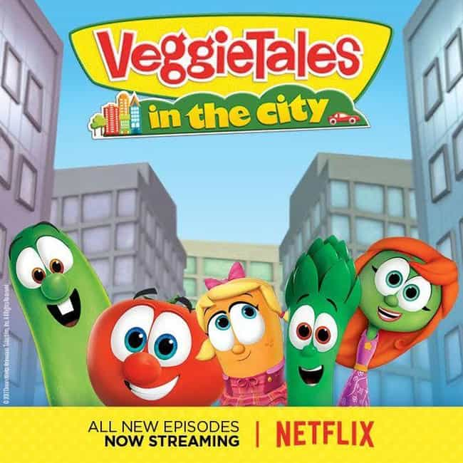 VeggieTales in the City is listed (or ranked) 2 on the list The Best Christian Television Streaming Shows