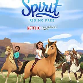 Spirit Riding Free is listed (or ranked) 16 on the list Good TV Shows for 8 Year Olds