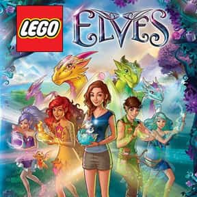 Lego Elves: Secrets of Elvenda is listed (or ranked) 13 on the list The Best Netflix Original Kids Shows