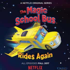 The Magic School Bus Rides Aga is listed (or ranked) 19 on the list The Best Animated TV Shows Of 2018