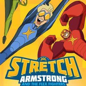 Stretch Armstrong and the Flex is listed (or ranked) 12 on the list The Best Netflix Original Kids Shows