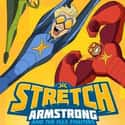 Stretch Armstrong and the Flex... is listed (or ranked) 4 on the list The Best Netflix Original Animated Kids Shows