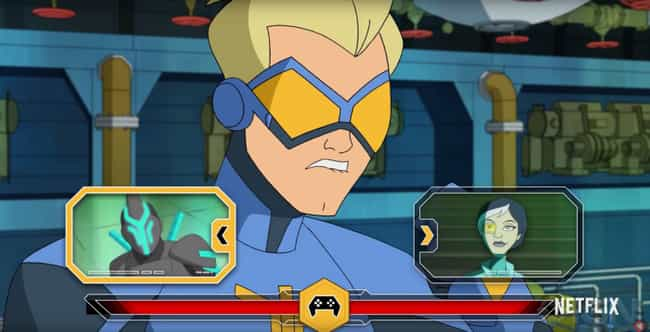 Stretch Armstrong and the Flex... is listed (or ranked) 2 on the list The Best Netflix Interactive Content