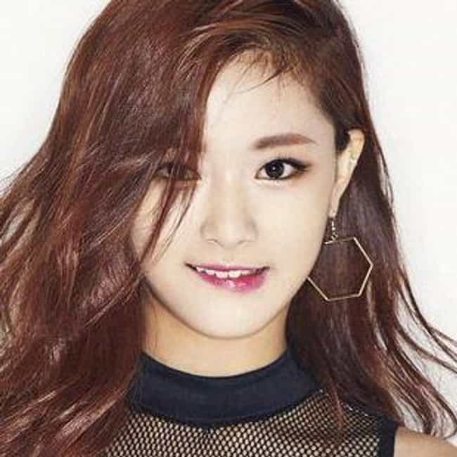 Tzuyu is listed (or ranked) 3 on the list Who Is Your Favorite TWICE Member?