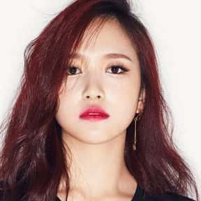 Mina is listed (or ranked) 14 on the list The Best Non-Korean K-Pop Idols