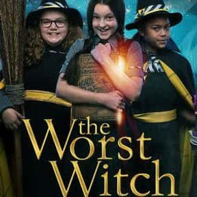 The Worst Witch is listed (or ranked) 15 on the list The Best Netflix Original Kids Shows