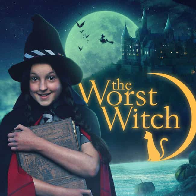 The Worst Witch is listed (or ranked) 3 on the list The Best Netflix Original Fantasy Shows