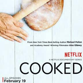 Cooked is listed (or ranked) 23 on the list The Best Documentary Miniseries