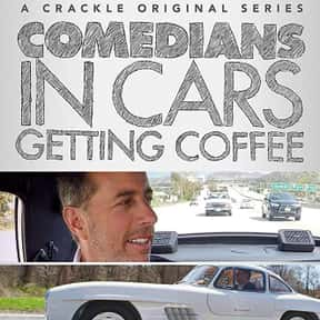Comedians in Cars Getting Coff is listed (or ranked) 12 on the list The Best Talk Shows of the 2010s