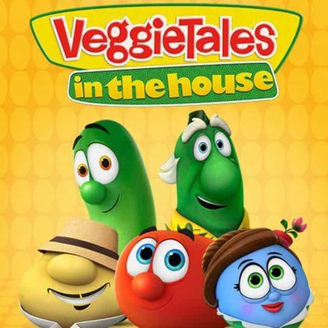 VeggieTales in the House is listed (or ranked) 4 on the list The Best Christian Television Streaming Shows