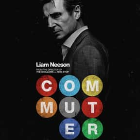 The Commuter is listed (or ranked) 21 on the list The Best New Thriller Movies of the Last Few Years