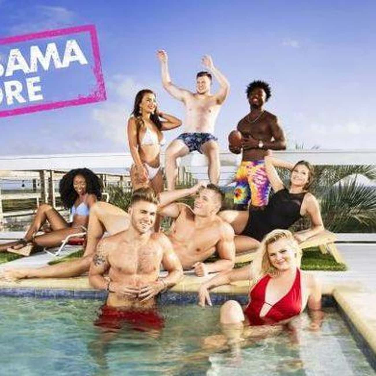 MTV Floribama Shore is listed (or ranked) 3 on the list What To Watch If You Love 'Jersey Shore'