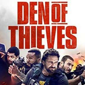 Den of Thieves is listed (or ranked) 10 on the list The Best New Crime Movies of the Last Few Years