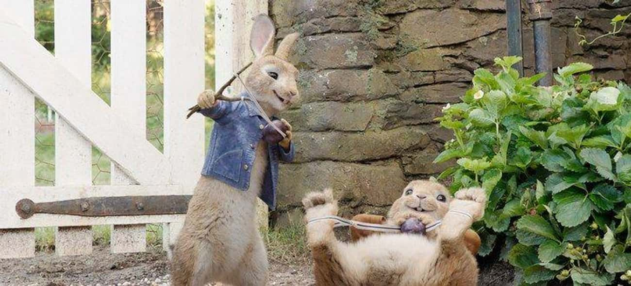'Peter Rabbit' Made Light Of D is listed (or ranked) 1 on the list Kids' Movies That Proved Surprisingly Controversial