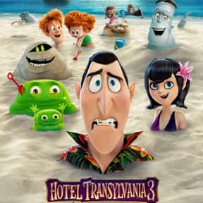 Hotel Transylvania 3: Summer V is listed (or ranked) 15 on the list The Best New Kids Movies of the Last Few Years