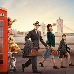 Christopher Robin is listed (or ranked) 22 on the list The Best Children's and Kids' Movies on Netflix