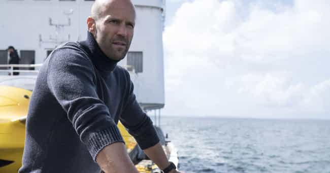 The Meg is listed (or ranked) 4 on the list Jason Statham's Résumé Of Cinematic Jobs, Ranked By Whether You'd Hire Him
