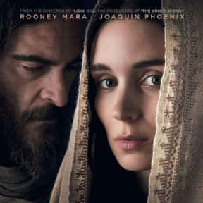 Mary Magdalene is listed (or ranked) 24 on the list The Greatest Movies About Jesus Christ, Ranked