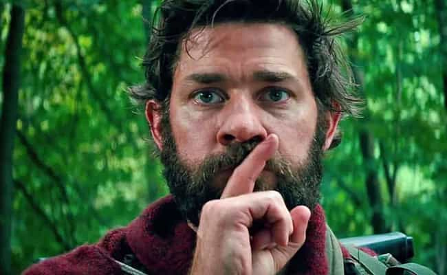 A Quiet Place is listed (or ranked) 1 on the list What The Year 2020 Should Look Like, According To Science Fiction