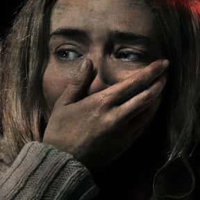 A Quiet Place is listed (or ranked) 1 on the list The Best New Thriller Movies of the Last Few Years