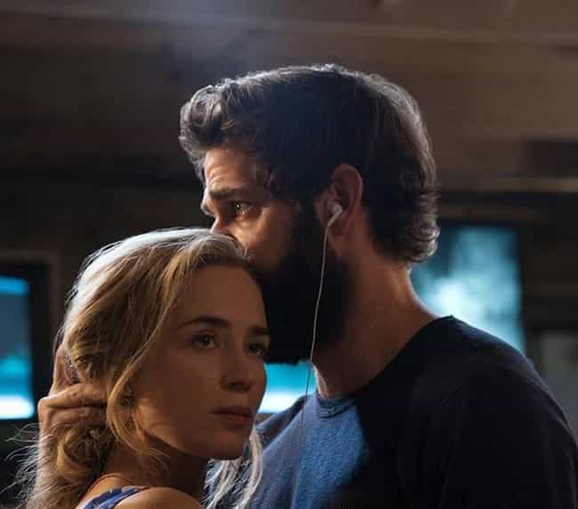 A Quiet Place is listed (or ranked) 4 on the list The Best Couples in Horror Movies, Ranked