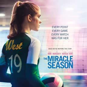 The Miracle Season is listed (or ranked) 1 on the list Best Drama Movies Streaming on Hulu