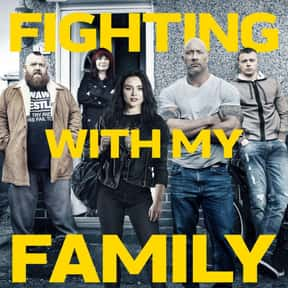 Fighting with My Family is listed (or ranked) 25 on the list The Best Family Drama Movies of All Time