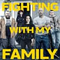 Fighting with My Family is listed (or ranked) 21 on the list The Best Family Movies Rated PG-13