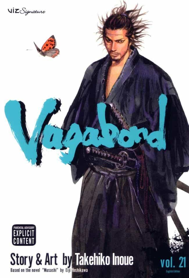 Vagabond is listed (or ranked) 3 on the list 15 Manga That Should Get Their Own Anime Adaptations