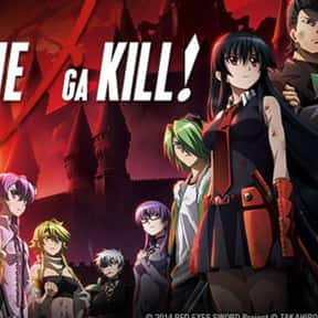 Akame ga Kill! is listed (or ranked) 18 on the list The Best Gore Anime of All Time