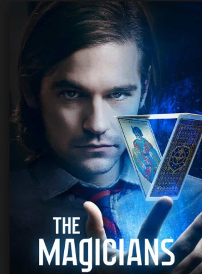 The Magicians is listed (or ranked) 4 on the list Movies & TV Shows to Watch If You Love Harry Potter