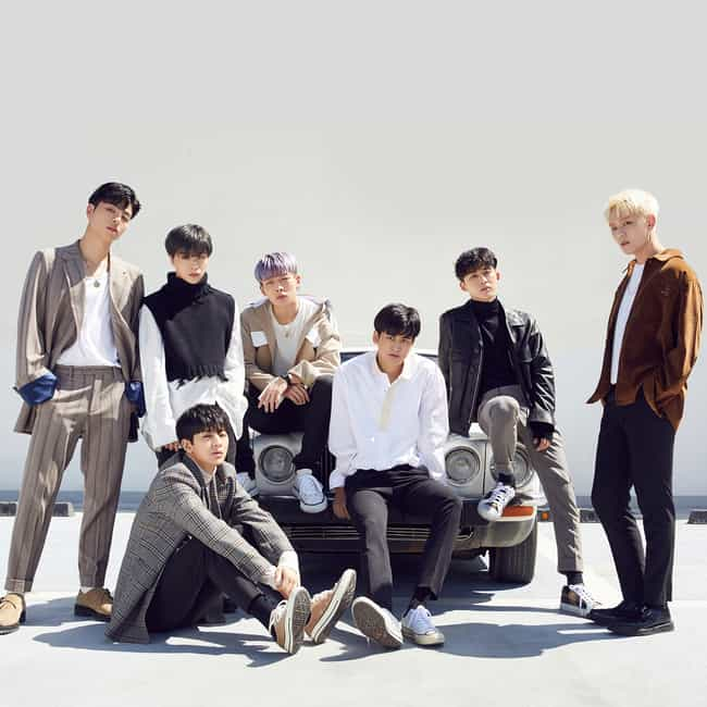 iKON is listed (or ranked) 4 on the list The Best YG Entertainment Groups Of All-Time