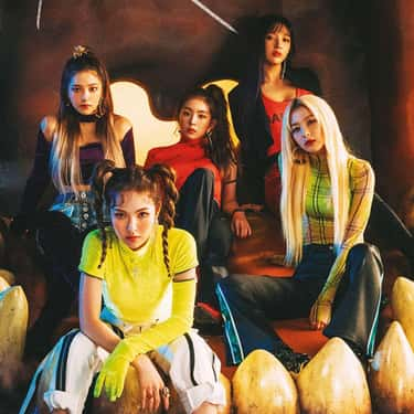 Red Velvet is listed (or ranked) 1 on the list The Best K-pop Girl Groups With 5 Members