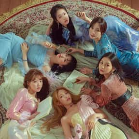 GFriend is listed (or ranked) 13 on the list The Best K-pop Girl Groups Of All-Time