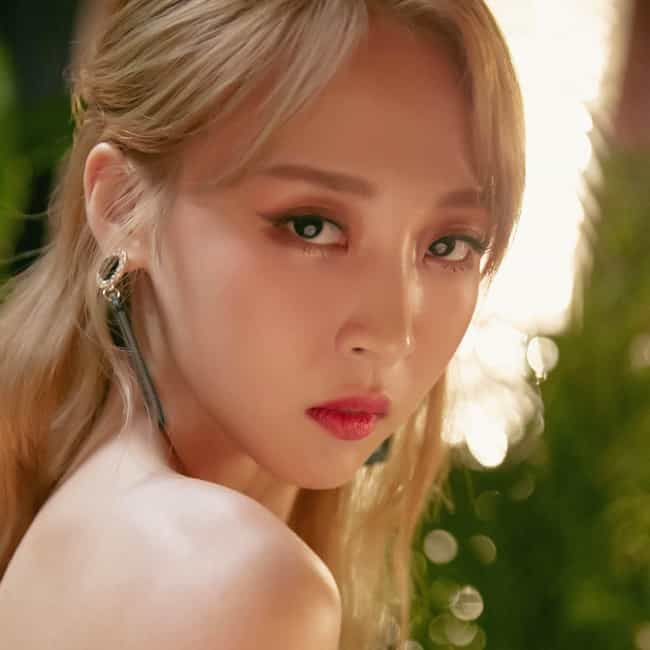 Moonbyul is listed (or ranked) 2 on the list The Best Female Rappers In K-pop Right Now