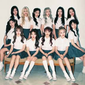 LOONA is listed (or ranked) 12 on the list The Best K-pop Girl Groups Of All-Time