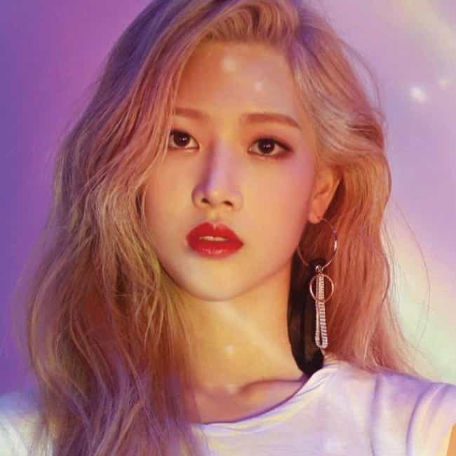 Kim Lip is listed (or ranked) 4 on the list Who Is The Most PopularLOOΠΔMember?