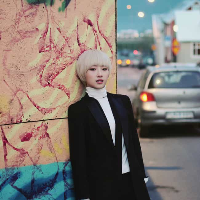 HaSeul is listed (or ranked) 1 on the list The Best Female Leaders In K-pop Right Now