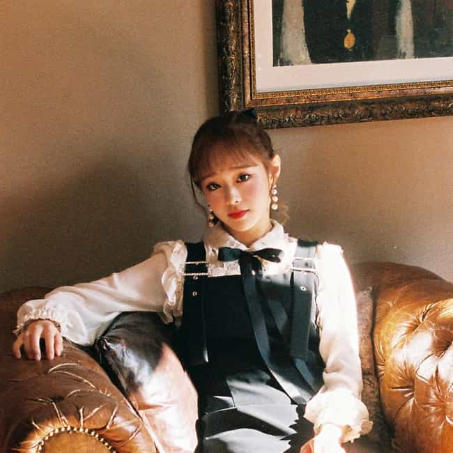 Chuu is listed (or ranked) 2 on the list Who Is The Most PopularLOOΠΔMember?